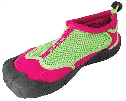 Women's Mesh Aqua Socks Toe Grip Water Shoe