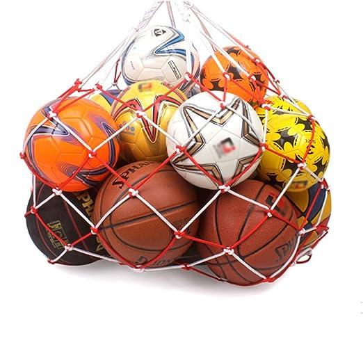 Nobrannd Bolsa de Deporte Bolsa de Red de Baloncesto Puede ...