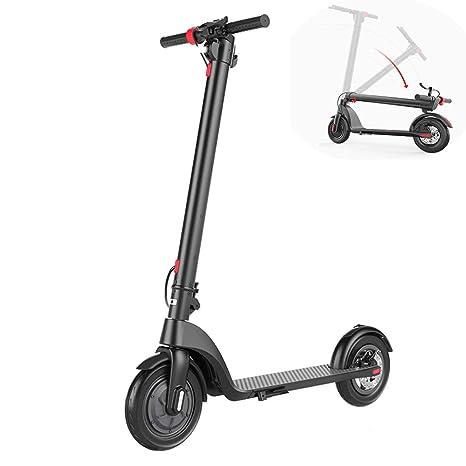 Z-HBMT Scooters Eléctricos Adultos Plegables,Batería De ...