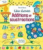 Cahier d'activités additions et soustractions