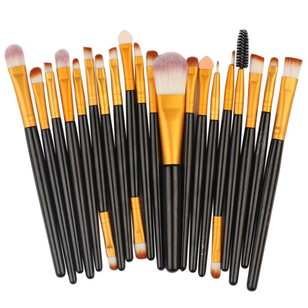 74e56a87ab79 Amazon.com: (20 Pack) Makeup Brushes Kits for Women, Iuhan 20 Pcs ...