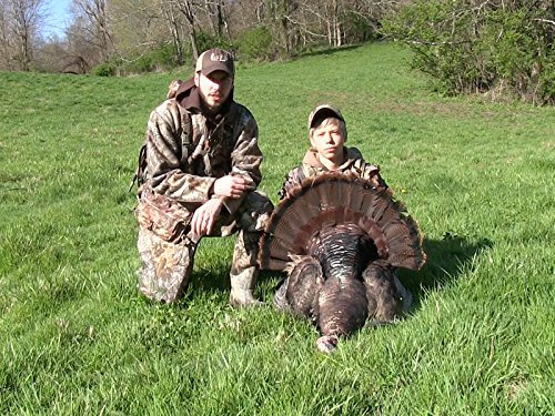 Youth Turkey Hunting At Its Best (Best Fishing In Kentucky)