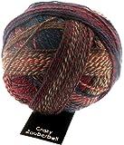 Schoppel-Wolle Crazy Zauberball 1507_ Herbstwind VE: 100g
