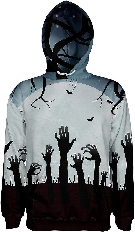 Zombie Hands Pullover Hoodie
