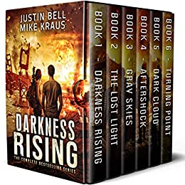 Darkness Rising Box Set: The Complete Darkness Rising Series - Books 1-6 by [Bell, Justin, Kraus, Mike]