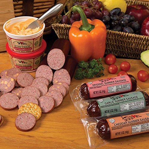 Price comparison product image Sausage & Cheese Gift Box