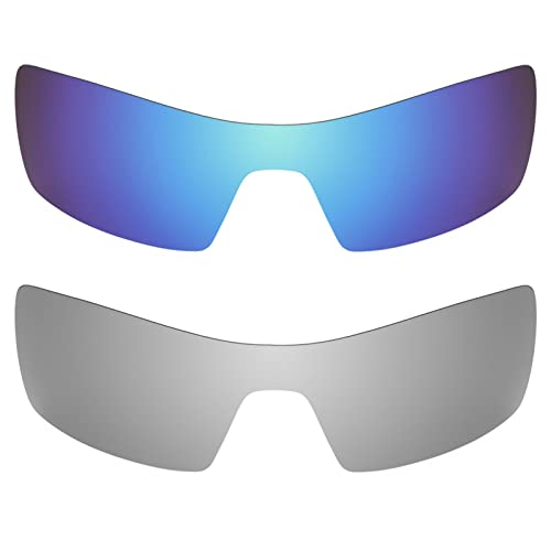 c12825f0dc Image Unavailable. Image not available for. Color  Revant Replacement Lenses  for Oakley Oil Rig ...