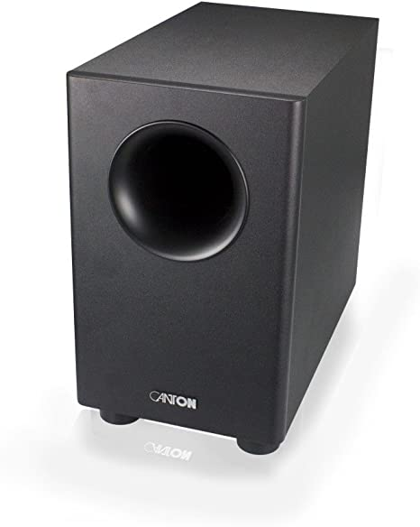 Canton Movie 85 Cx Subwoofer Schwarz Audio Hifi