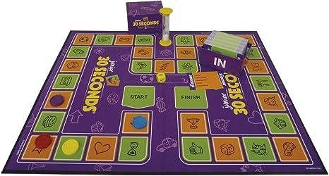 999 Games 30 Seconds Junior - Juego de Tablero (Multi): Amazon.es: Juguetes y juegos