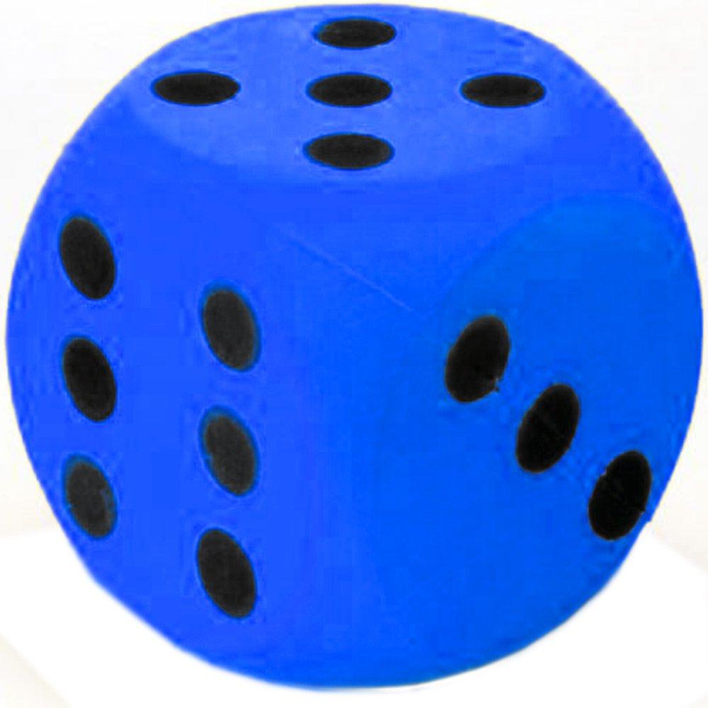 Spielwürfel Softwürfel Blau John GmbH