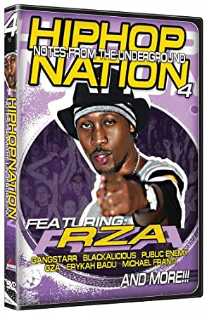 Amazon com: Hip Hop Nation, Vol  4: Notes From the