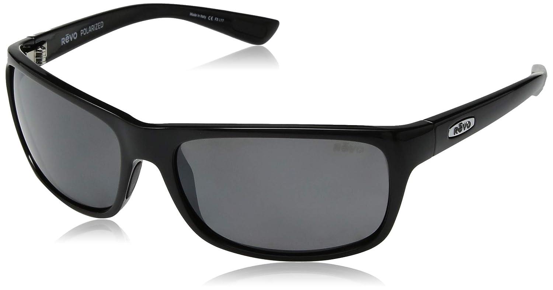 95e95d53d9f55 Amazon.com  Revo Unisex RE 1061 Vapper Wraparound Polarized UV Protection  Sunglasses Wrap
