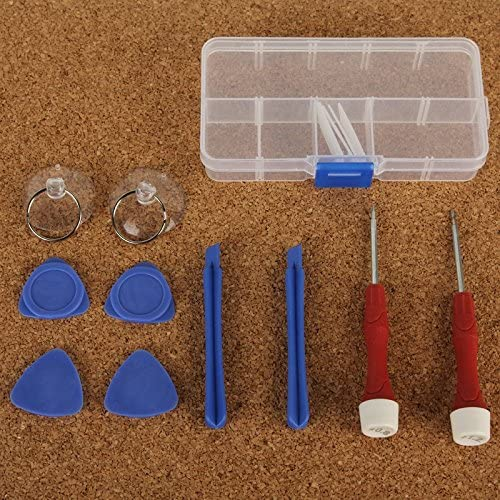 DUANDETAO 10 in 1 Special Repair Tools Sets for iPhone for iPad