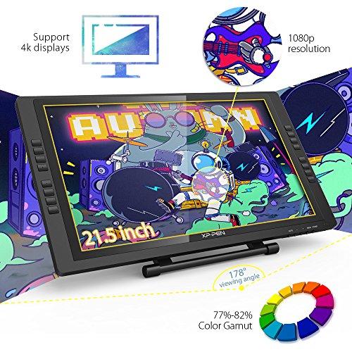 XP-PEN Artist22E Pro Drawing Pen Display Graphic Monitor IPS