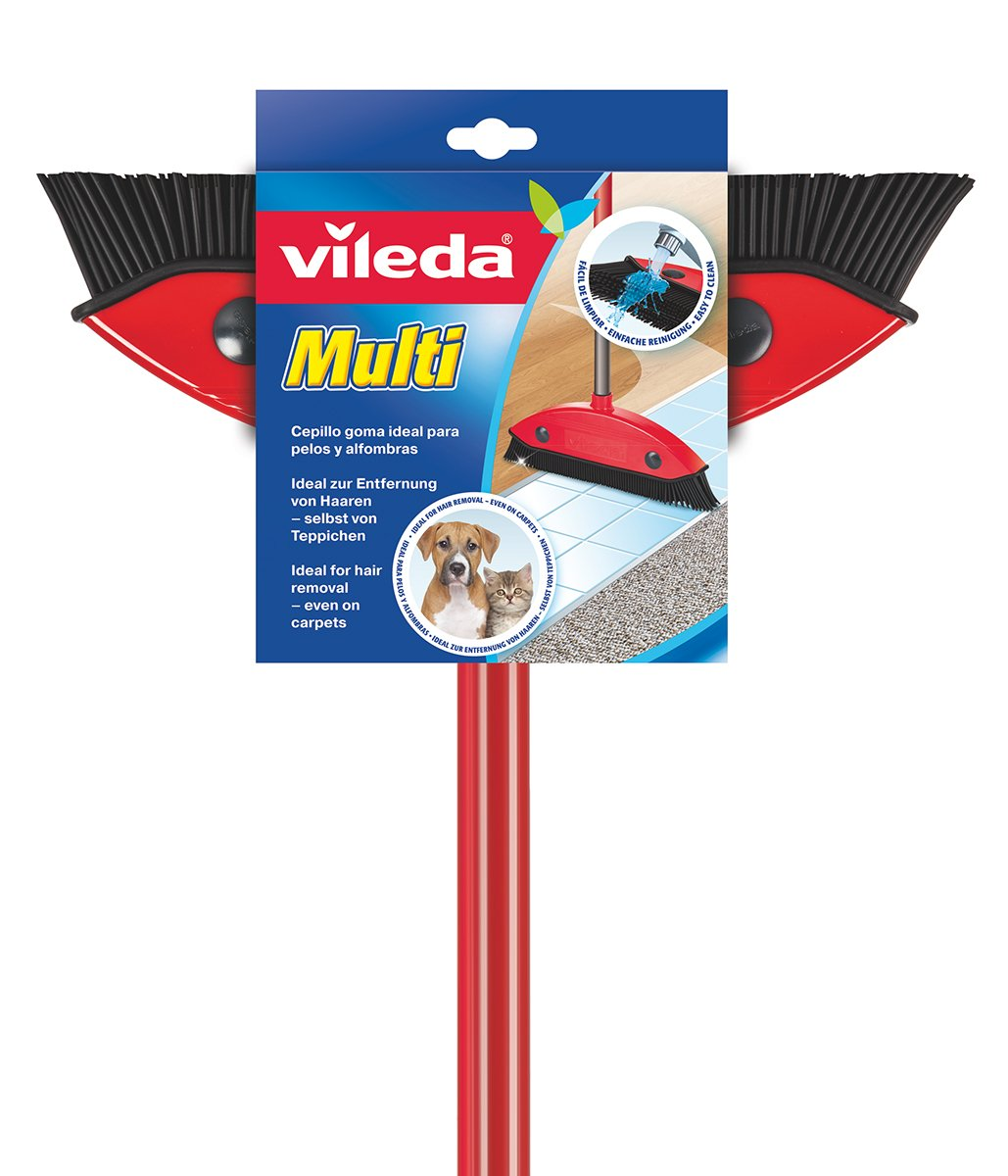Vileda 142677 Balai Multi avec manche té lescopique Vileda GmbH