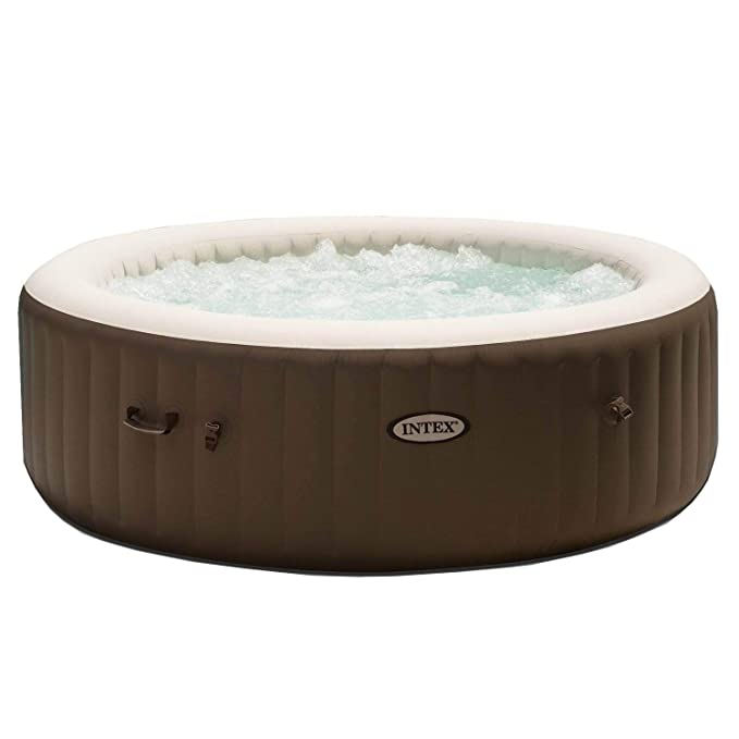 Amazon.com: Intex Pure Spa - Jarra inflable portátil para 6 ...