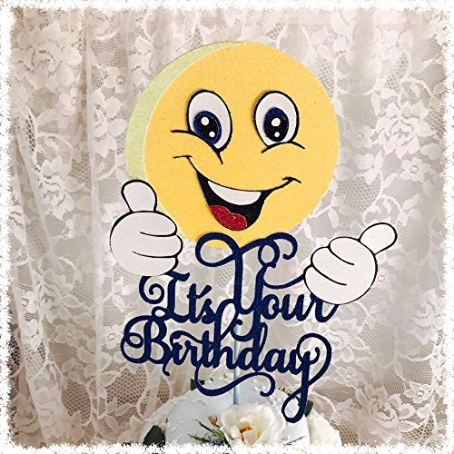 Amazon Birthday Cake Topper