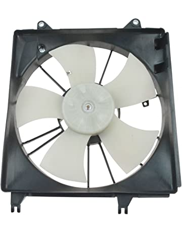 Radiator Cooling Fan Assembly for 07-13 Suzuki SX4 Manual Transmission