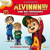Der magische Geburtstag (Alvinnn!!! und die Chipmunks - Hörspiel 1)   Thomas Karallus