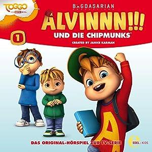 Der magische Geburtstag (Alvinnn!!! und die Chipmunks - Hörspiel 1) Hörspiel