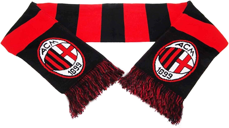 AC Milan Coffret cadeau officiel Rossoneri s/érie A comprenant gants et /écharpe