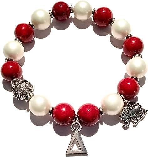 Delta Sigma Theta Bracelet