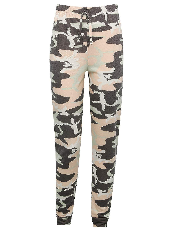 M/&Co Teen Girl Camo Print Lounge Trousers