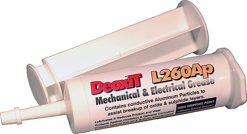 DeoxITL260 Grease L260Ap, syringe (use with DGG-50) alumin