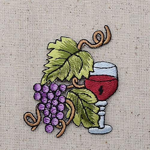 grape applique - 3