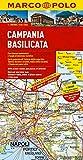 MARCO POLO Karte Kampanien, Basilicata (MARCO POLO Karten 1:200.000)