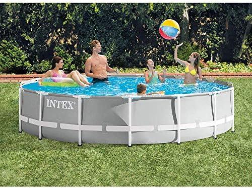 Intex Round Prism Frame Pool Set 15ft x 42 26723EH model