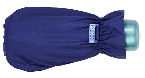 Paraguas Fino y Ligero con protección Solar. Paraguas Vogue Azul Marino
