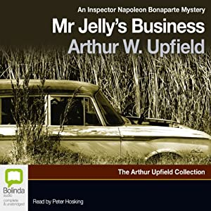 Mr. Jelly's Business Audiobook