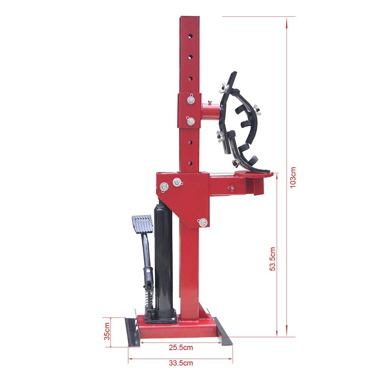 KATSU Hydraulic Car Spring Compressor 1 Ton
