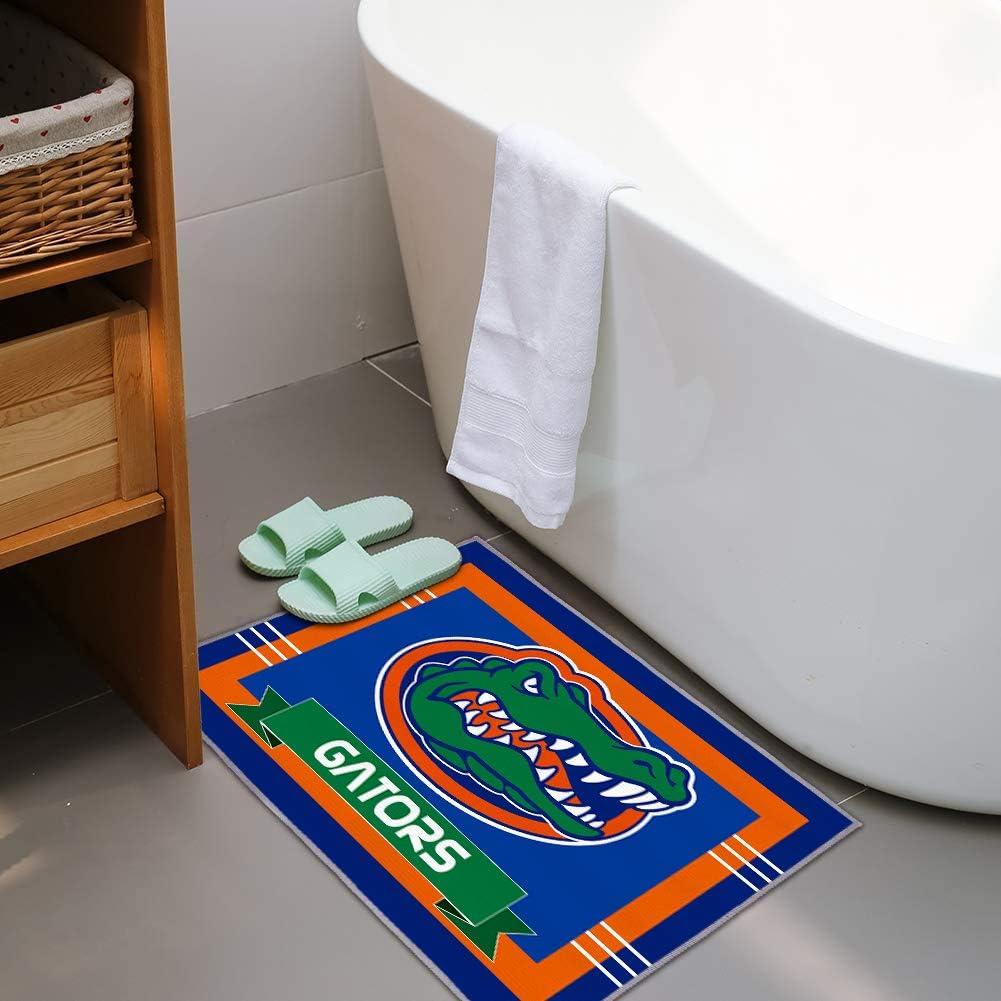 NCAA Indoor//Outdoor University Team Logo Door Mat Rug Area Rug Starter Rug Bath Mat Rug