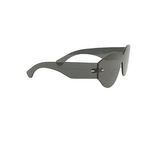 3c4d7fd1f47a9 Amazon.com  Retrosuperfuture Tuttolente Drew Mama Black Sunglasses  Super-HFW 53mm  Clothing