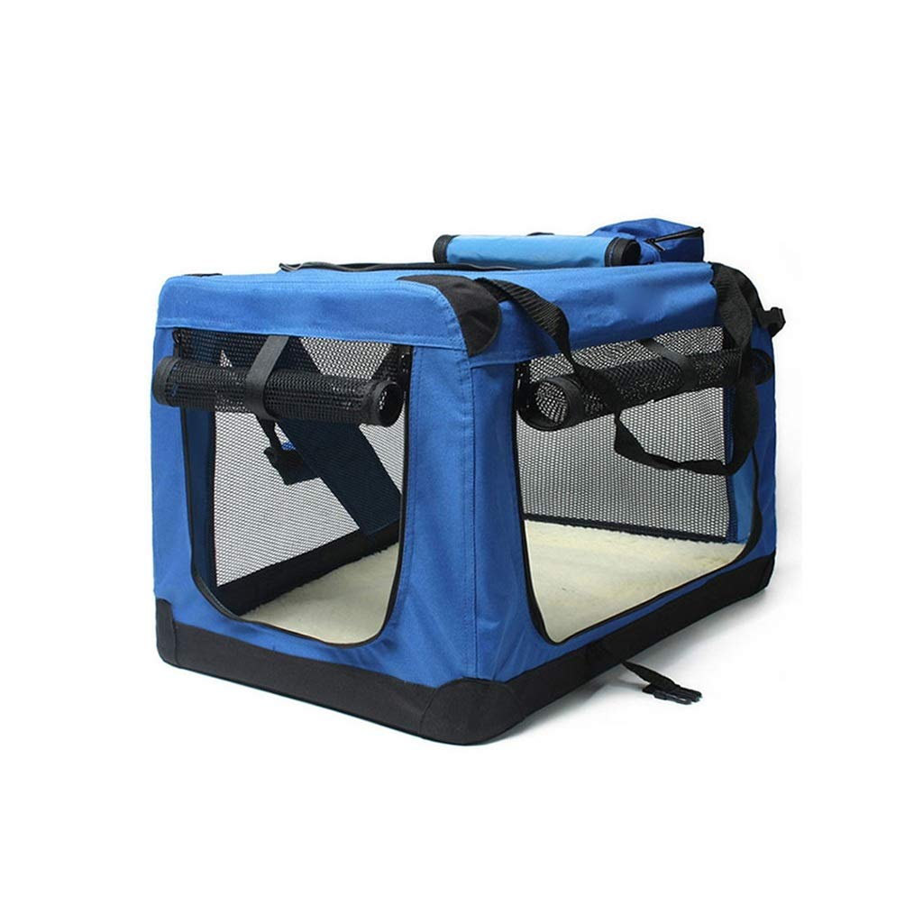 956565cm Pet car seat Pet car seat cushion Pet tent Dog cage Pet outer Out carrying bag Rear Prepare box Comfortable safe durable Foldable (Size   95  65  65cm)