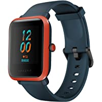 Amazfit Smartwatch Bip S Fitness Smart Watch, 40 Day Battery Life, 10 Sports Modes, Heart Rate, 1.28'' Always-On Display…