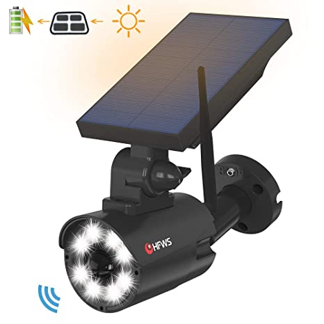 Amazon.com: Sensor de movimiento para exteriores con luces ...