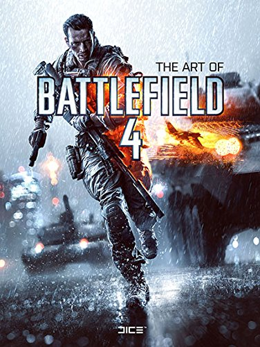 Image of The Art of Battlefield 4