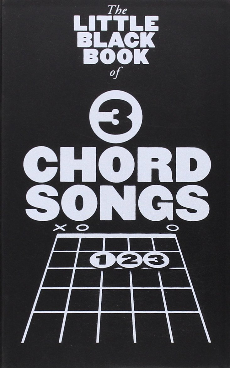 The Little Black Book Of 4 Chord Songs 1 Amazon Various
