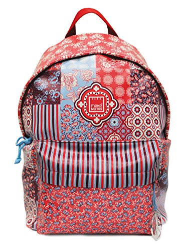 Cheap Large Backpack 42x35x15 cm, Assorted Hanging (Floral Quilt)