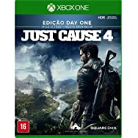 Just Cause 4-edicao De Day One-xbox_one