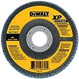 DEWALT DW8213H 4-1/2-Inch by 5/8-Inch -11 Z120 T27 WB Flap Disc