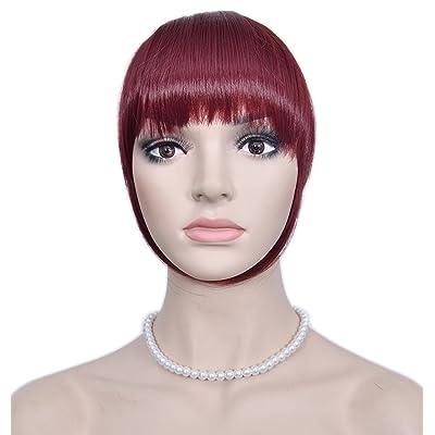 Diforbeauty Short Flat Two Side Hair Clips In Hair Bangs Fringe Hair