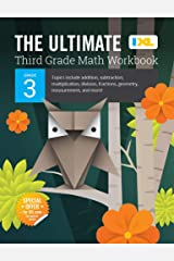 IXL | The Ultimate Grade 3 Math Workbook | Multiplication, Division, & More | Ages 8-9, 224 pgs Paperback