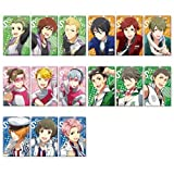 Idol Master SideM trading Square cans badge Ver.A Complete BOX BOX products 1BOX = 15 pieces, all 15 types