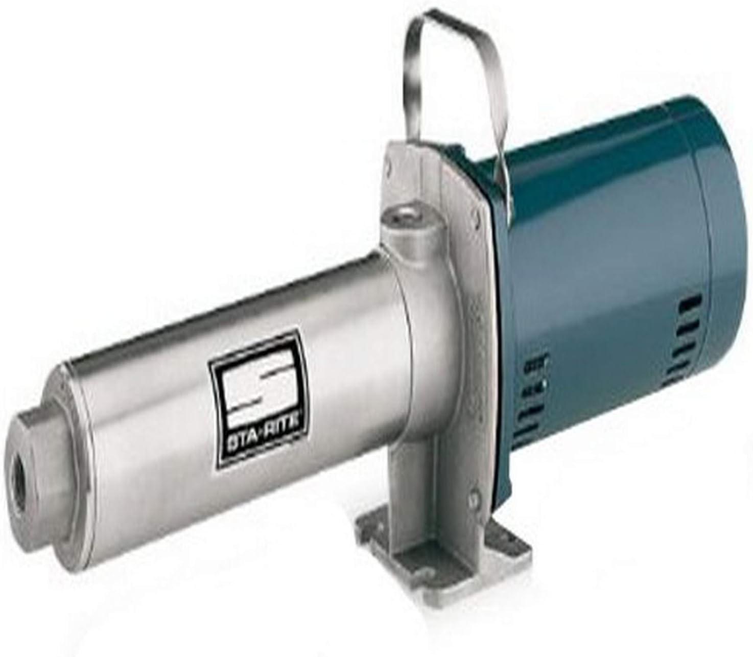Pentair HP10D-02 Booster Pump, 3/4 HP, 10-GPM