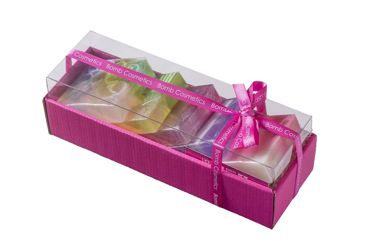Bomb Cosmetics Soap Perfect Handmade Gift Pack GIFTSOAPS6 Bath & Shower Accessories