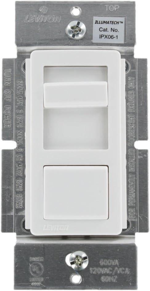 Ranking TOP7 Leviton IPX06-10Z IllumaTech 600VA Preset Pow Fashionable Electronic Mark 10